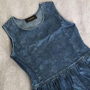Dresses - NEW Denim Sleeveless Dress